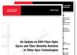 KVH Fiber Optic Gyros and Their Benefits White Paper