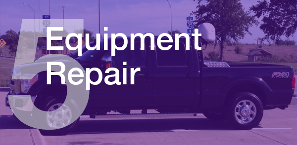 Equipment Repair