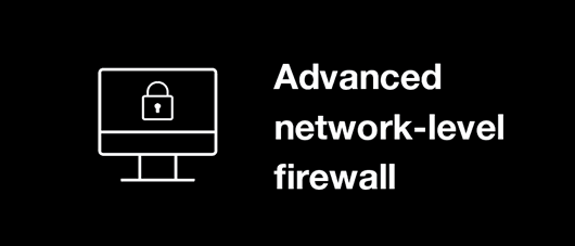 advanced network-level firewall
